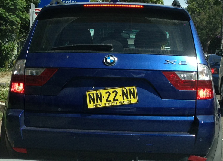 Number Plate Advertising Ezi Mount Adapter